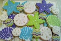 Food: Decorated Sugar Cookies