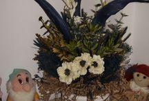 flowers ed altro.... / composizioni floreali ed altro ......