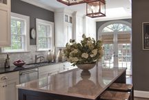 kitchen ideas / by Rebecca Thomas