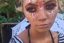 Make-up/OUTFIT/Festivals