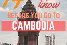 Cambodia - travelling