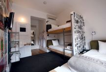 Bedrooms / by Rebecca McDonald