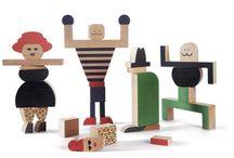 Игрушки из фанеры