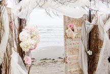 ideas decoración sesión fotos playa