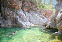 Cascades en Languedoc