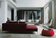 B&b Italia / An Italian modern furniture company whose luxury products are sold worldwide.