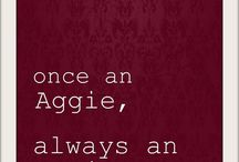 AGGIES / by Nicole Miller