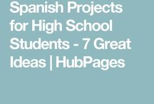 projecten Spaans