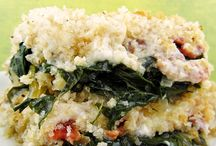 Side Dishes & Veggies / by Elizabeth Mattinson