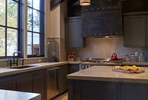 Spectacular kitchens
