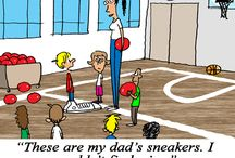 PE Cartoons