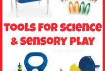 science sensory
