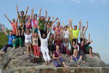 Om Shanti Om Yoga School Rishikesh, India / Om Shanti Om Yoga Teacher Training School provides 100, 200, 300, 500 Hours Yoga TTC an Yoga Retreat in Rishikesh, India.