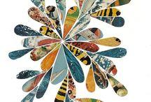 Collage/Art / by Mari Rabadan