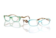 Eyewear Trends: Blues and Greens