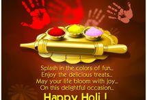 Holi Cards