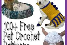 Crochet patterns 4 Diva the dog