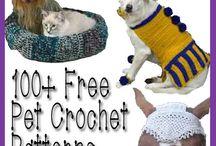 Crochet patterns 4 Diva the dog