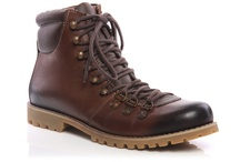 Men's Casual Lace Up Boots / by Unze London (UK)