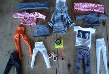 ubrania dla lalek