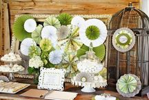 tablescape / sandra lee does this best, but I can always try