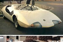 Retro Cars and Concept Cars