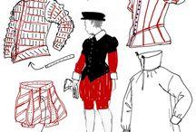 Italian male garb