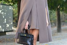 Fall-Winter / Capes