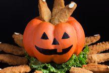 Hungry for Halloween / Halloween treats
