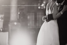 First Dance at a Wedding / Capturing the magical romance of the first dance and the twirls and swirls of celebrating your wedding day to music.