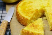 Gateaux au citron ,pancakes etc....
