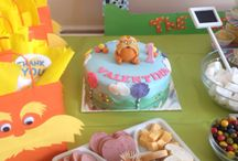 The lorax / Party theme