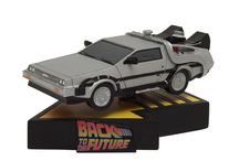 Factory Entertainment Back to the Future™ Shakems™ Premium Motion Statues / These premium motion statue are highly detailed, crafted from heavyweight polyresin and hand-painted. The integrated, non-electric motion feature brings the pieces to life!