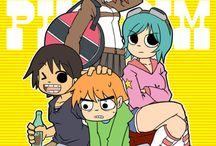 Anime, comics and stuff