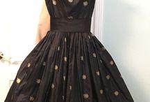 silk saree dress