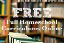 Home School / I plan on home schooling my  son  after struggling with public school for 7 years. I hope my two other children will soon join us..