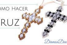 tutorial croce con diamond duo su yoututbe