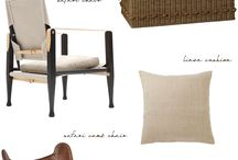 Hemma - Safari, mood board