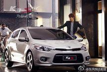 """Lee Min Ho """"CF KIA K3S 2014"""""""