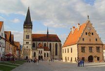 Do zwiedzenia - Słowacja