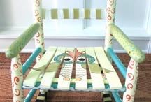Whimsical Kids Furniture