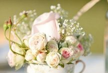 Centerpieces / by Tabitha Gibson