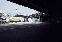BMW, mobile training camp