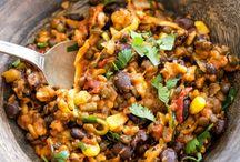 Beans & lentils recipes