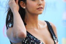 The beautiful Miss Nina Dobrev