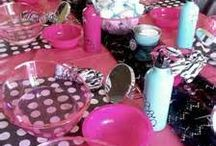 Pamper Party / Pamper Party Ideas, Gifts & More