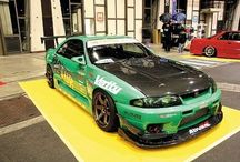 drift car stuff