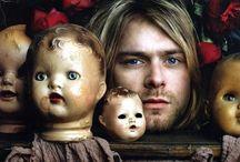Kurt Cobain photography