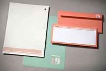 Inspiration: Letterhead / by Angela