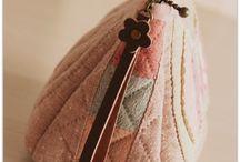 japanese patchwork / táskák, neszeszerek